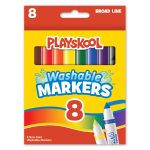 Playskool 8 Count Washable Markers