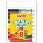 Playskool 8-count Washable Small Fries Markers