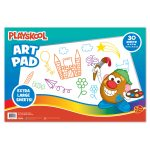Playskool Mr. Potato Head 30-sheet Art Pad