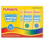 Playskool 4-pack Washable Finger Paints
