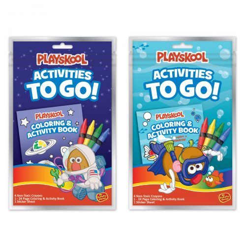 Playskool Activities To Go Bag