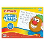 Playskool 36-sheet Learn To Letter Pad