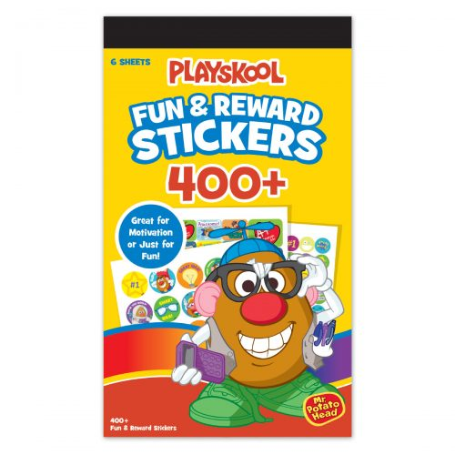Playskool Mr. Potato Head 400+ Reward Stickers