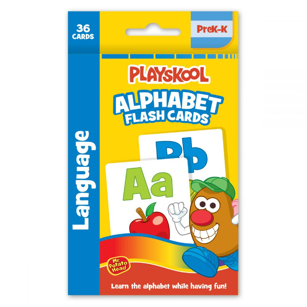 Playskool Flash Cards Assortment