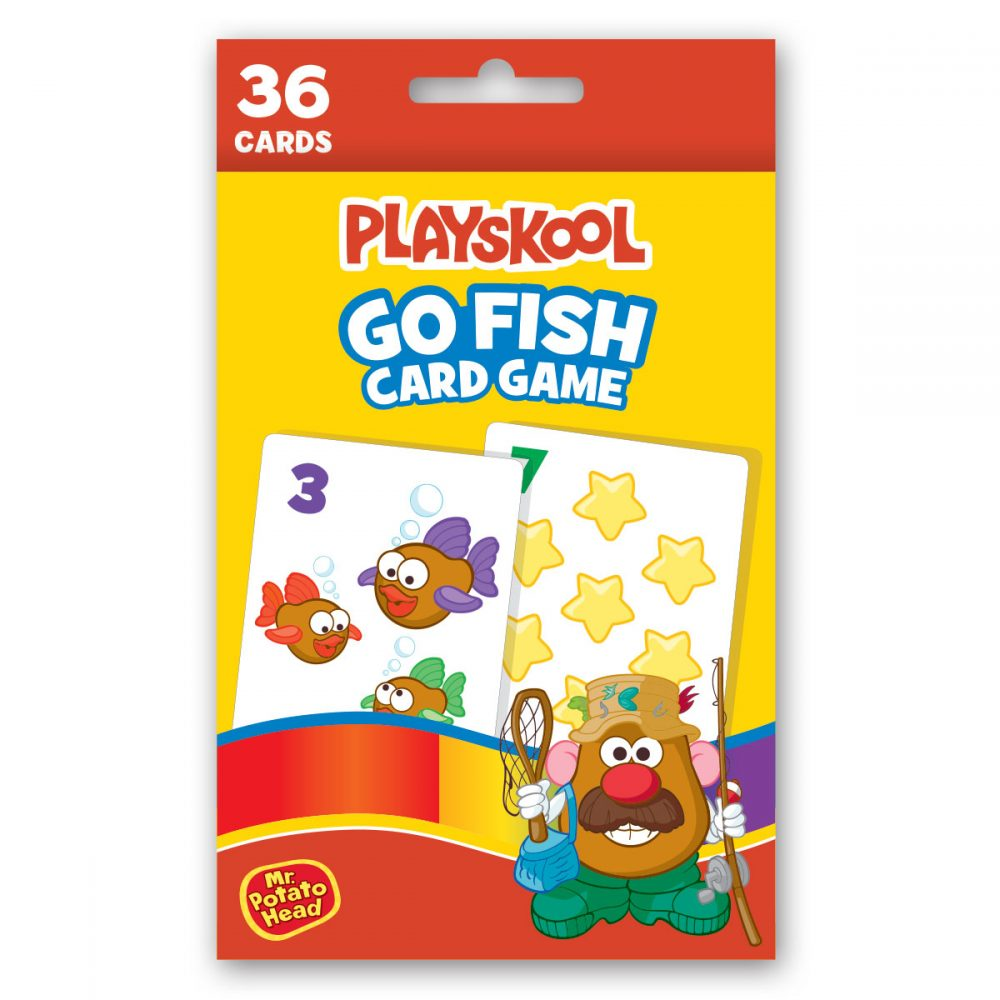 Playskool Game Cards Assortment