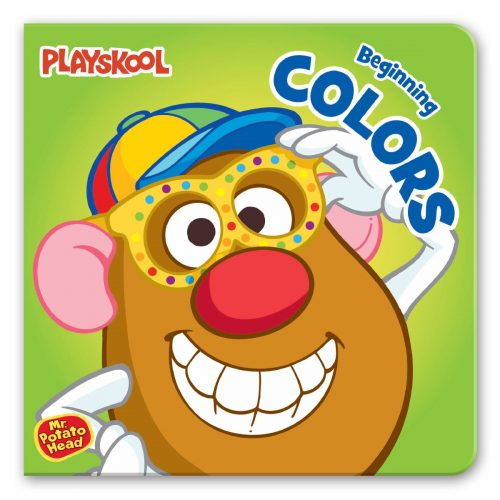 Leap Year Press Playskool Colors Early Learning Board Book