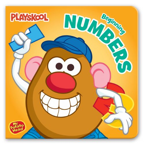 Leap Year Press Playskool Numbers Early Learning Board Book