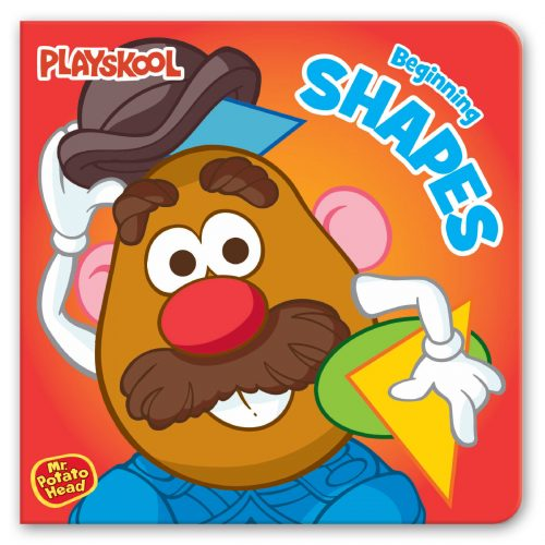 Leap Year Press Playskool Shapes Early Learning Board Book
