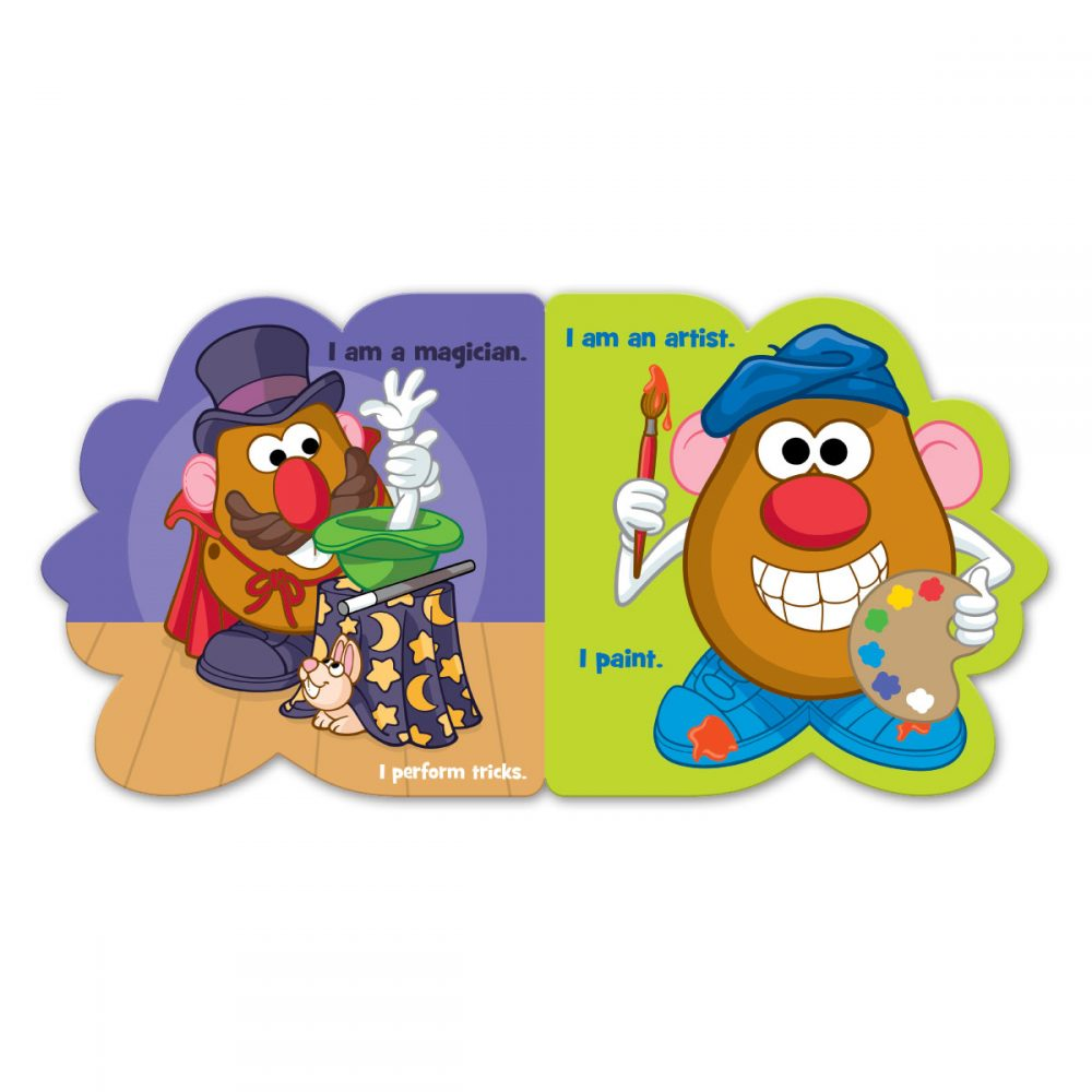 Leap Year Press Playskool Jobs Early Learning Board Book