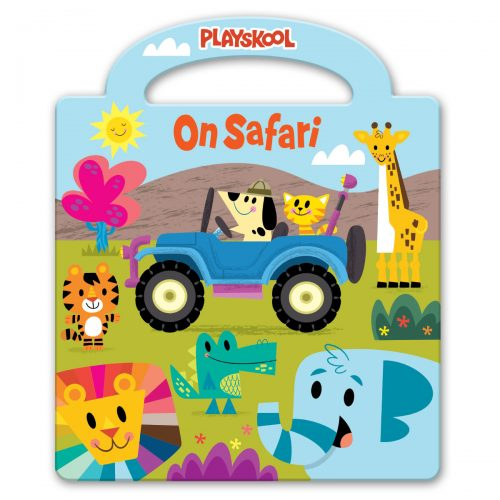 Leap Year Press Playskool Safari Early Learning Board Book
