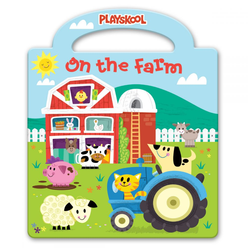Leap Year Press Playskool Farm Early Learning Board Book