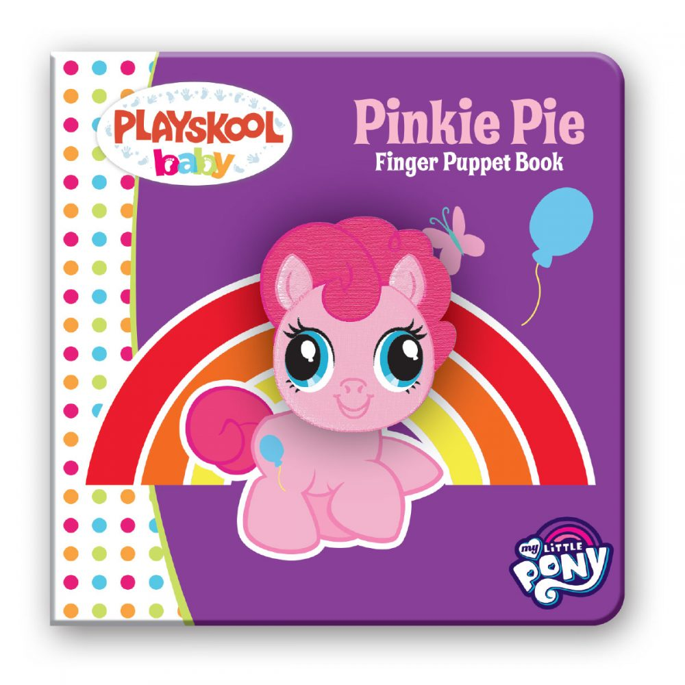 Leap Year Press Mlp Pinkie Pie Finger Puppet Book