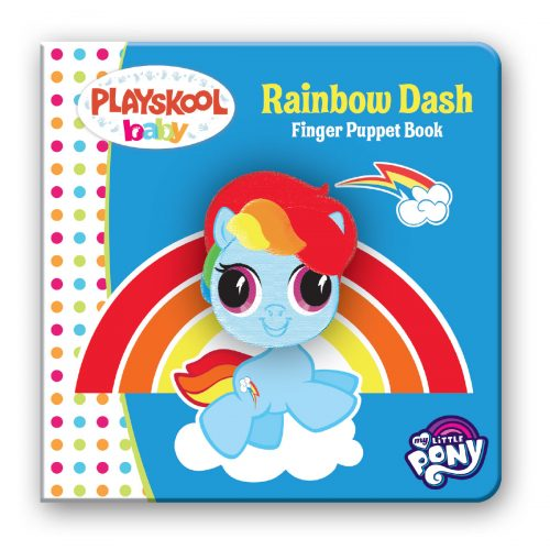 Leap Year Press My Little Pony Rainbow Dash Finger Puppet Book