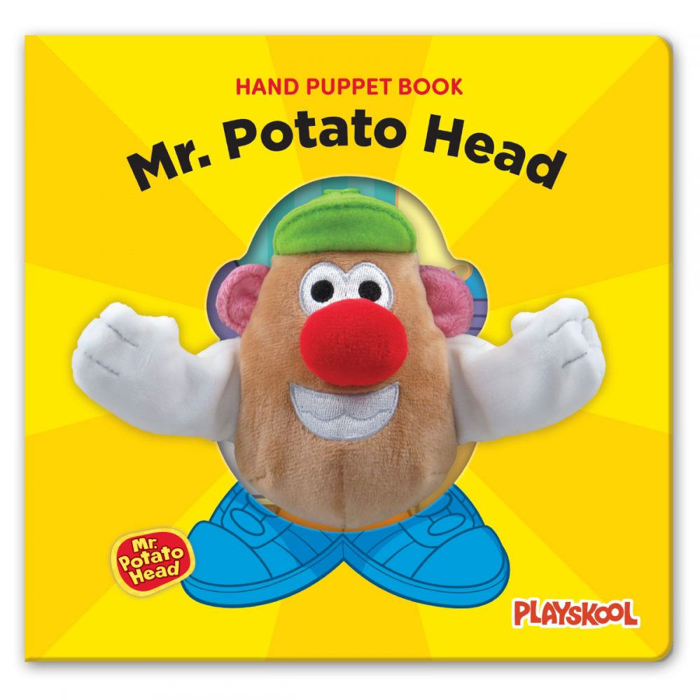 Leap Year Press Playskool Mr. Potato Head Hand Puppet Book