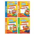 Playskool 32pg Pre-k Workbook Assortment
