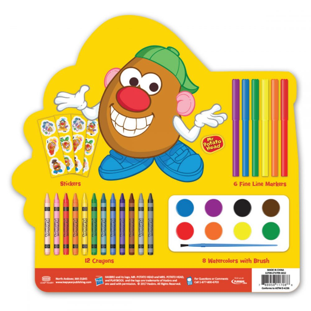 Playskool Mr. Potato Head Art Set
