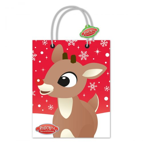 Rudolph Medium Gift Bag Assortment
