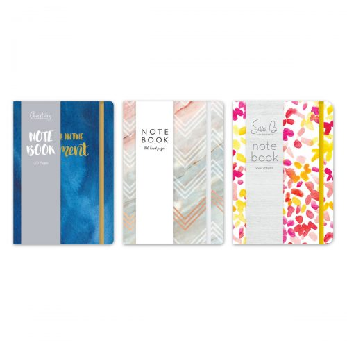 Paperworks Pocket Notebook Assortment