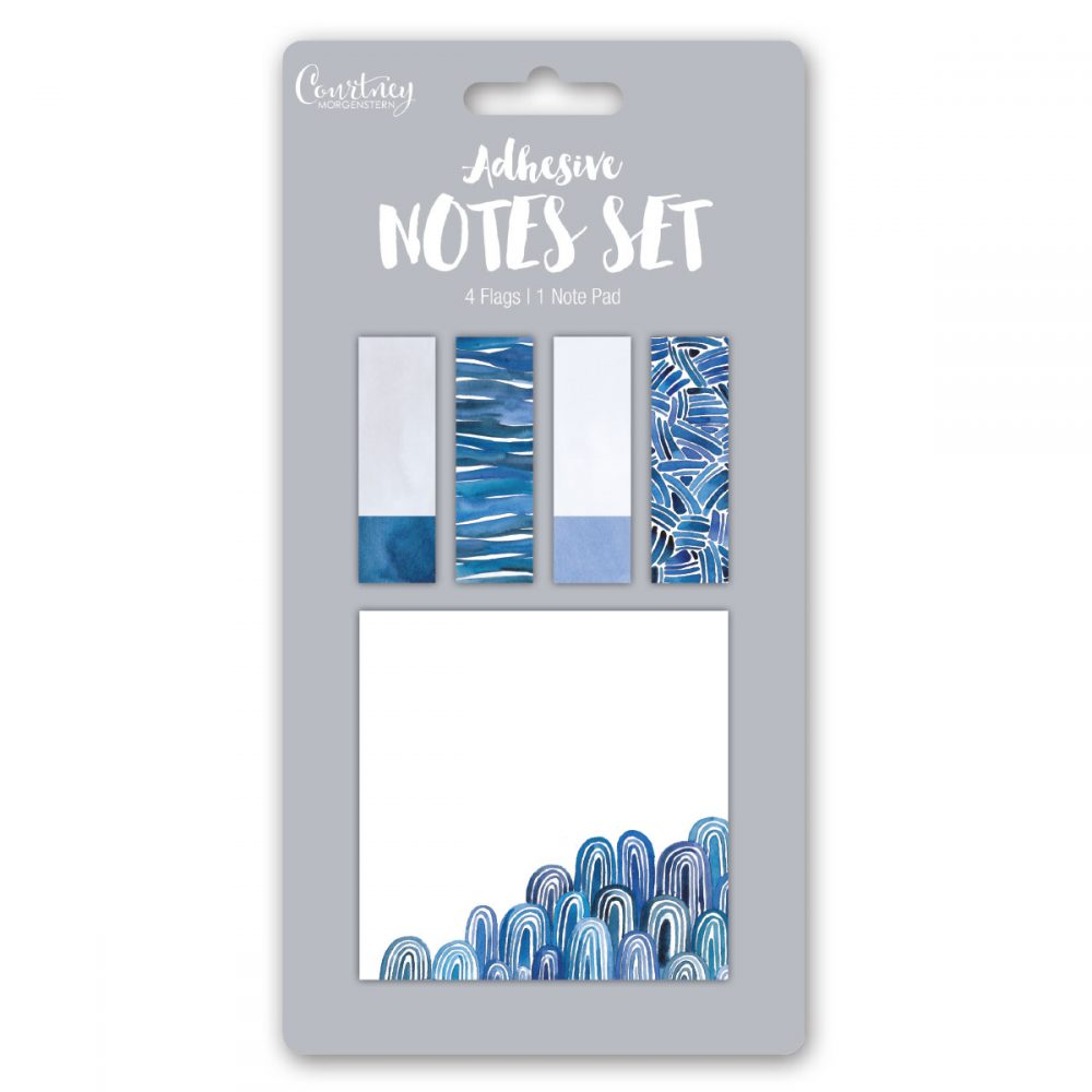 Paperworks Adhesive Notes Set Assortment
