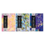 Paperworks Flex Cover Printed Leatherette Journal Assortment