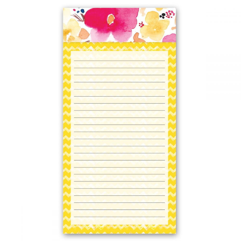 Paperworks Magnetic Notepad Assortment