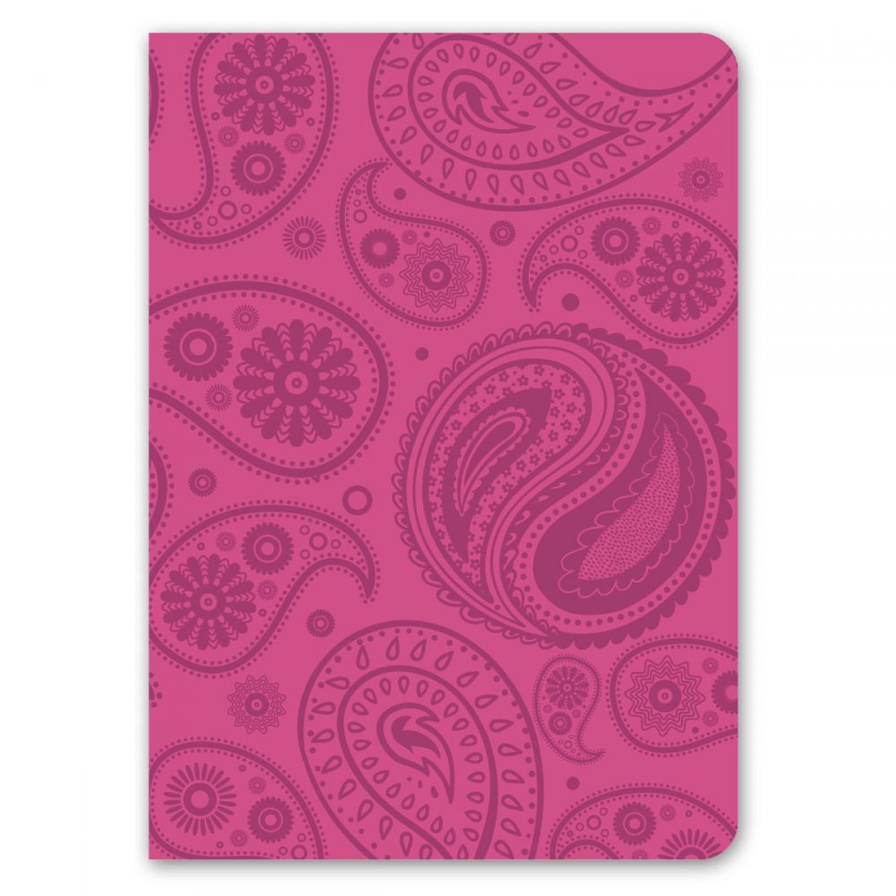 Paperworks Paisley Debossed Leatherette Journal Assortment