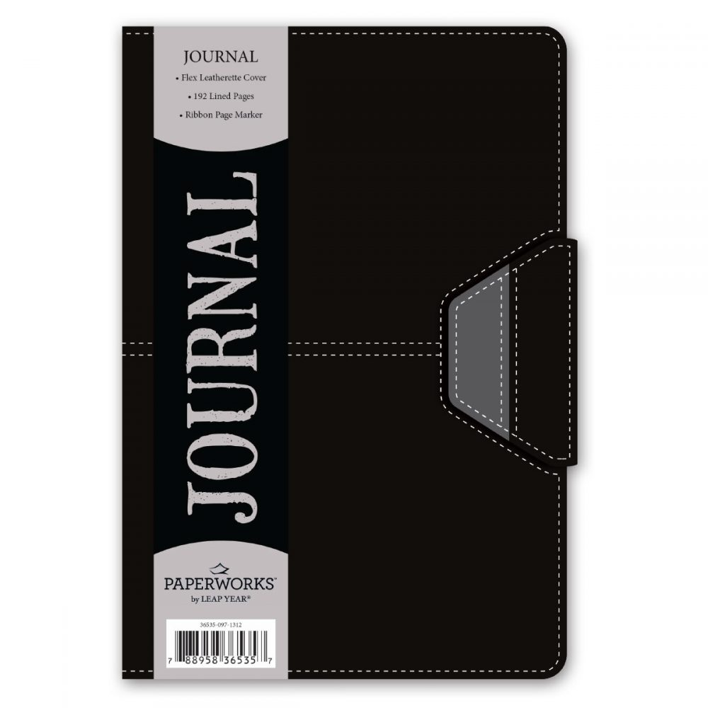 Paperworks Two-color Leatherette Journal Assortment