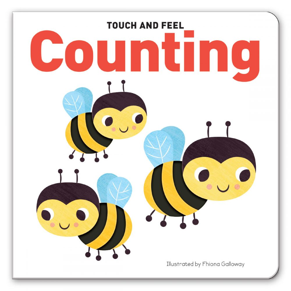 Leap Year Press Counting Touch And Feel Board Book