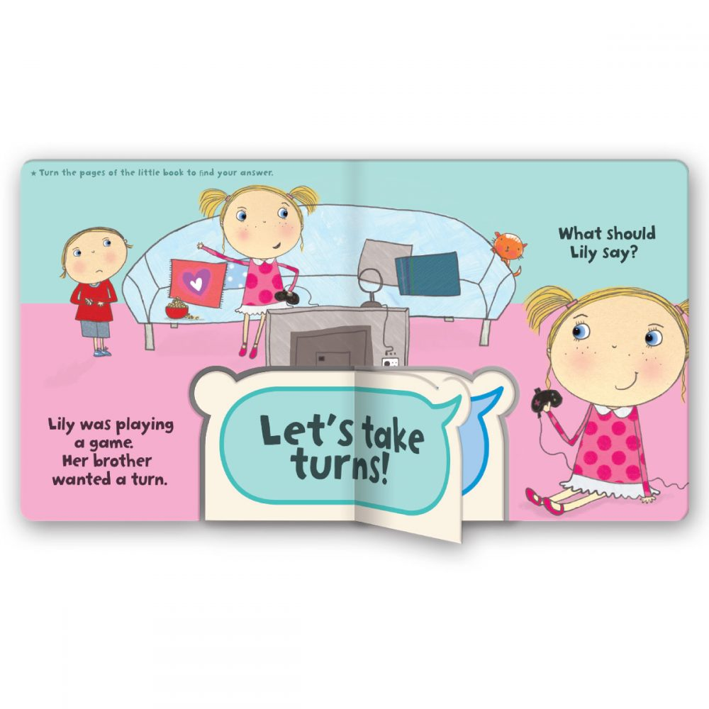 Leap Year Press Mix And Match Manners Board Book