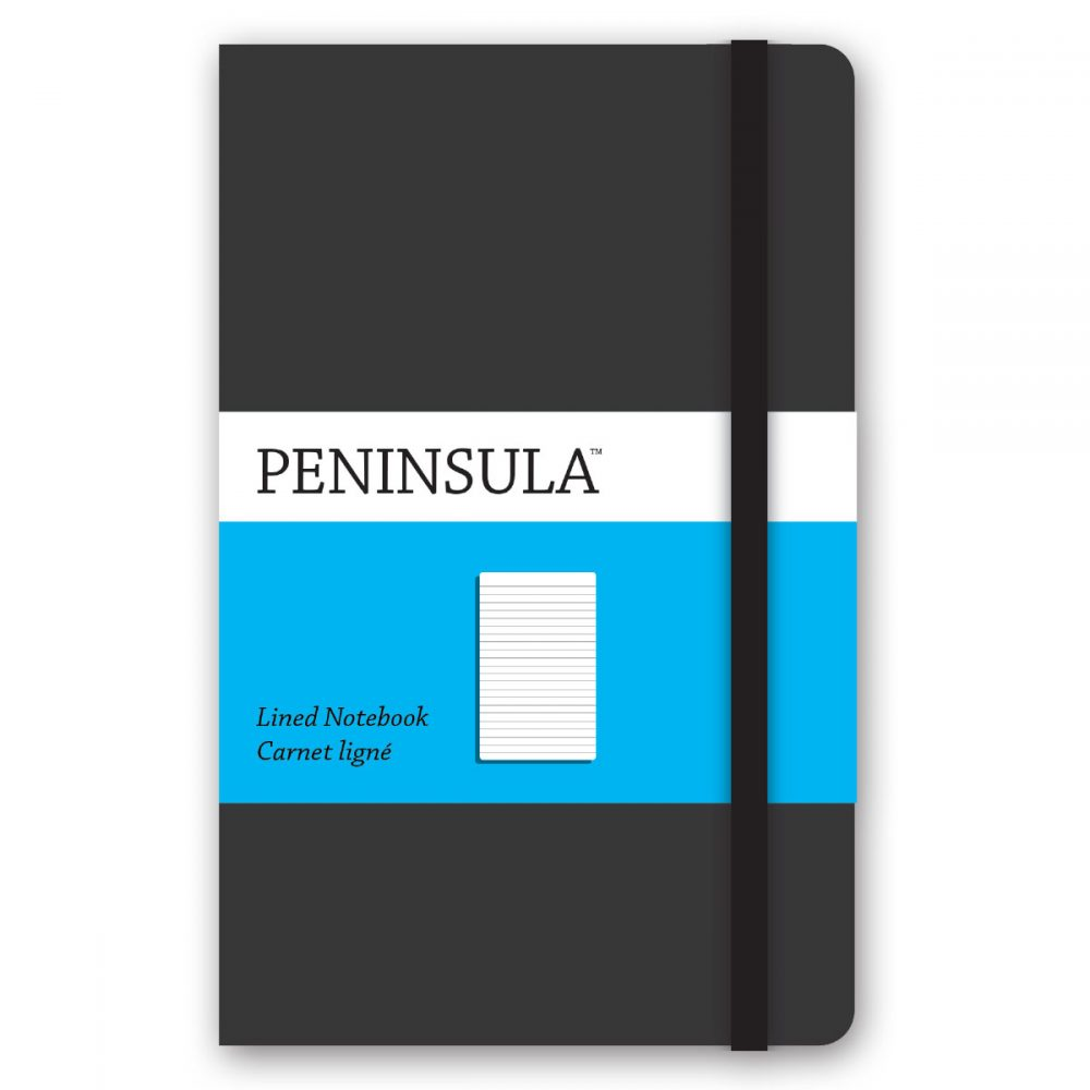 Paperworks Peninsula Premium Pocket Notebook