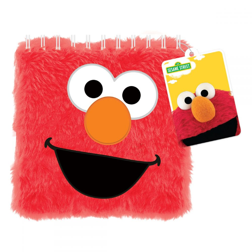 Elmo furry journal