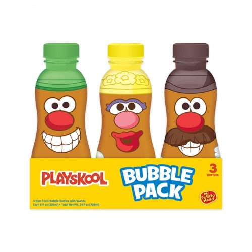 3 pack bubbles