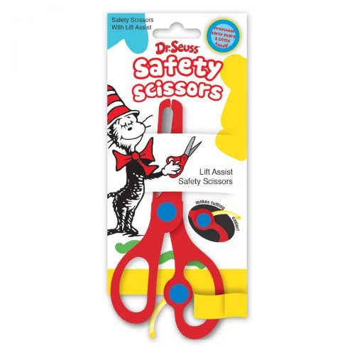 Dr. Seuss Safety Scissors