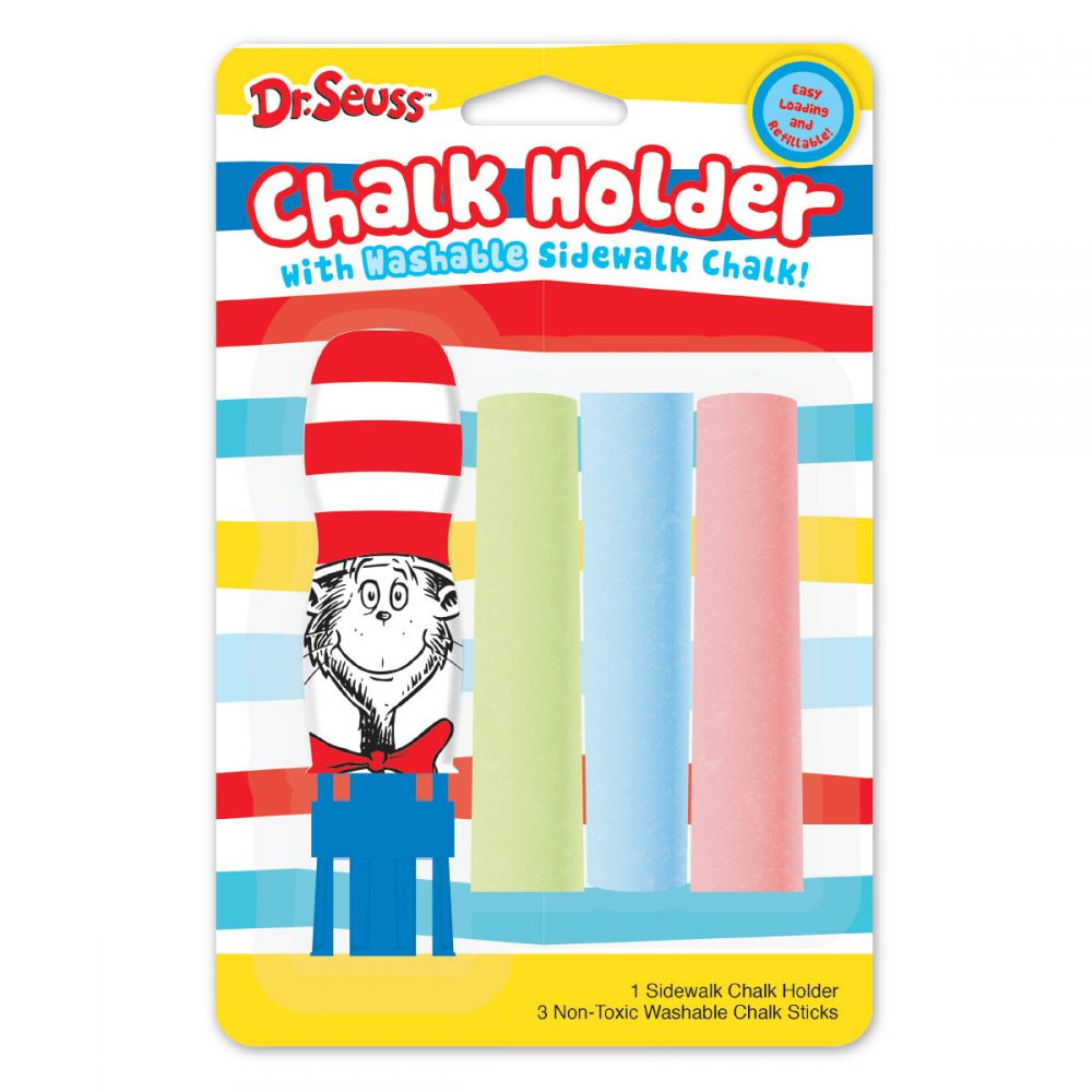Dr. Seuss Chalk Holder