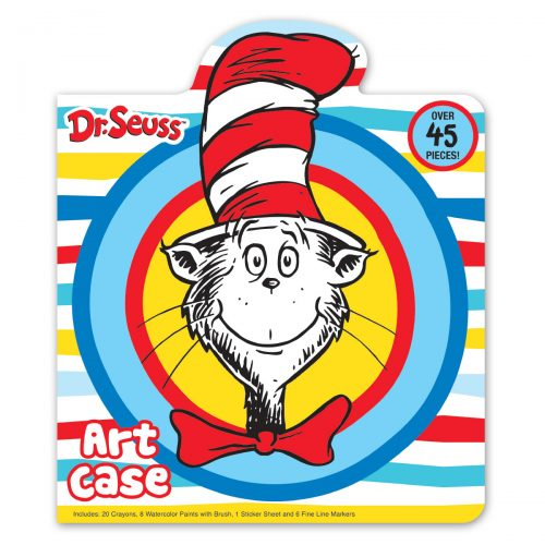 Dr. Seuss Art Case
