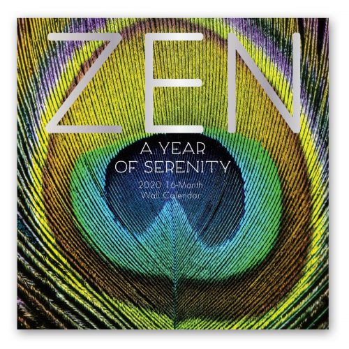Zen Mini Wall Calendar