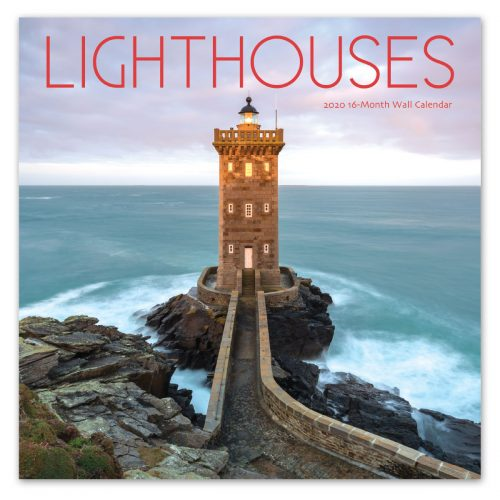 2020 lighthouse calendar