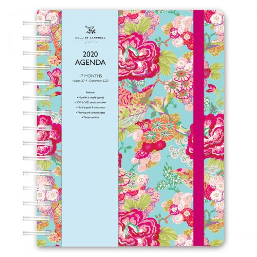 Collier Campbell Agenda Front