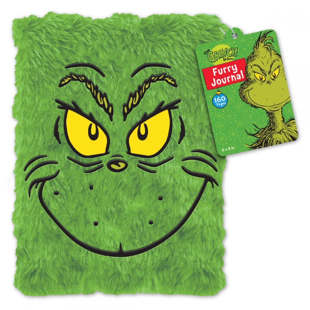Grinch Furry Journal