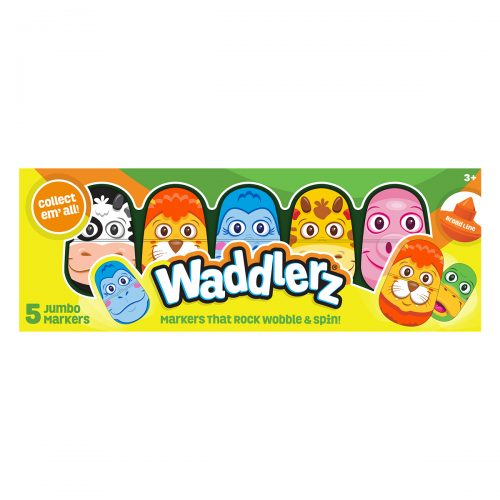 5 Pack Box of Waddlerz
