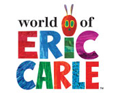 World of Eric Carle Logo
