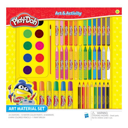 Play-Doh Art Material Set