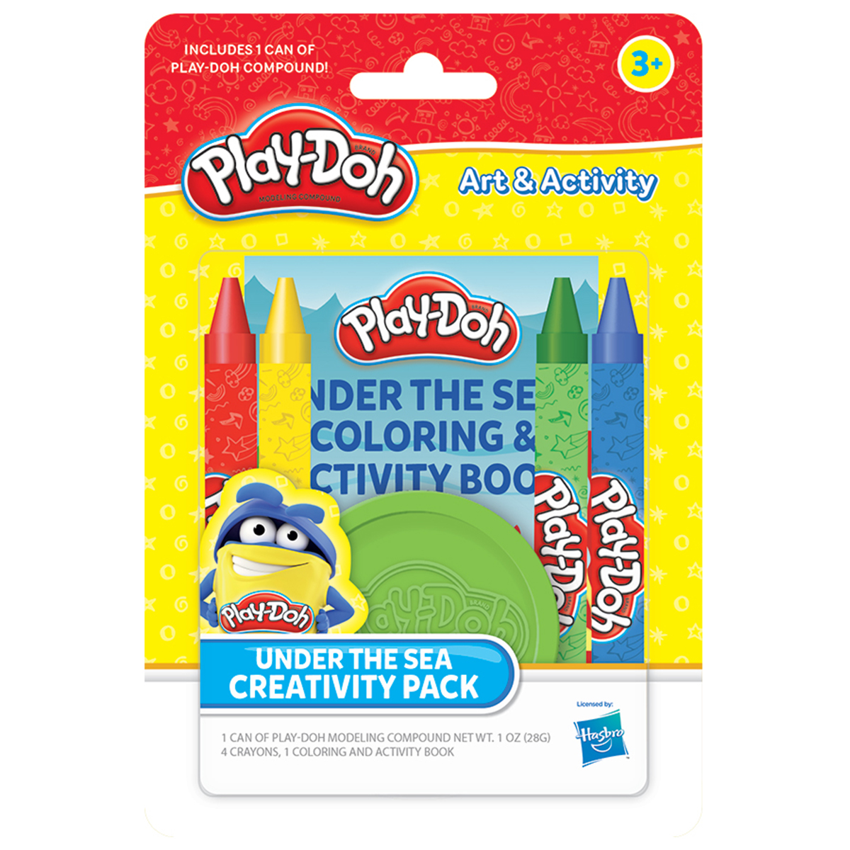 Play-Doh Under the Sea Creativity Pack
