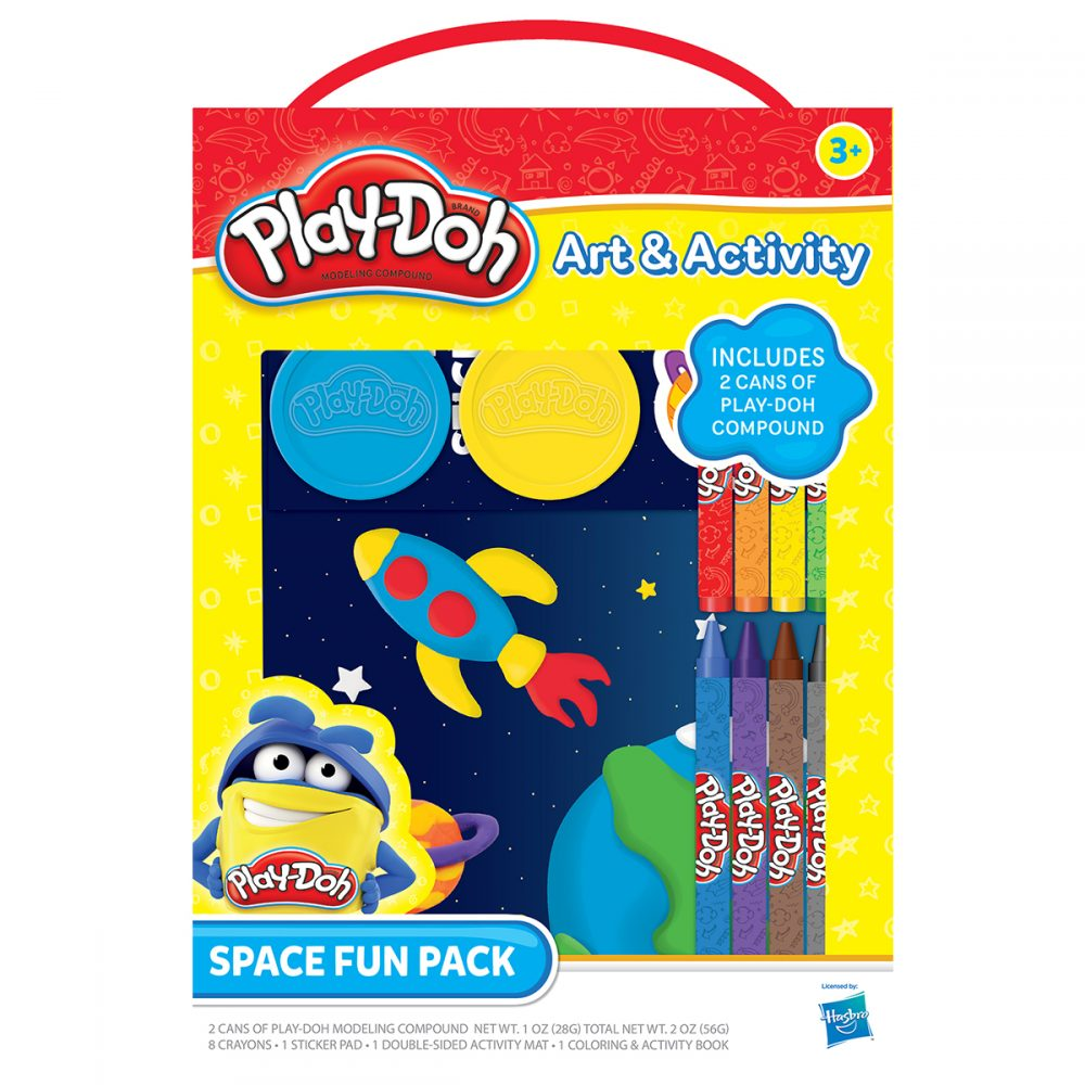 Play-Doh Space Fun Pack