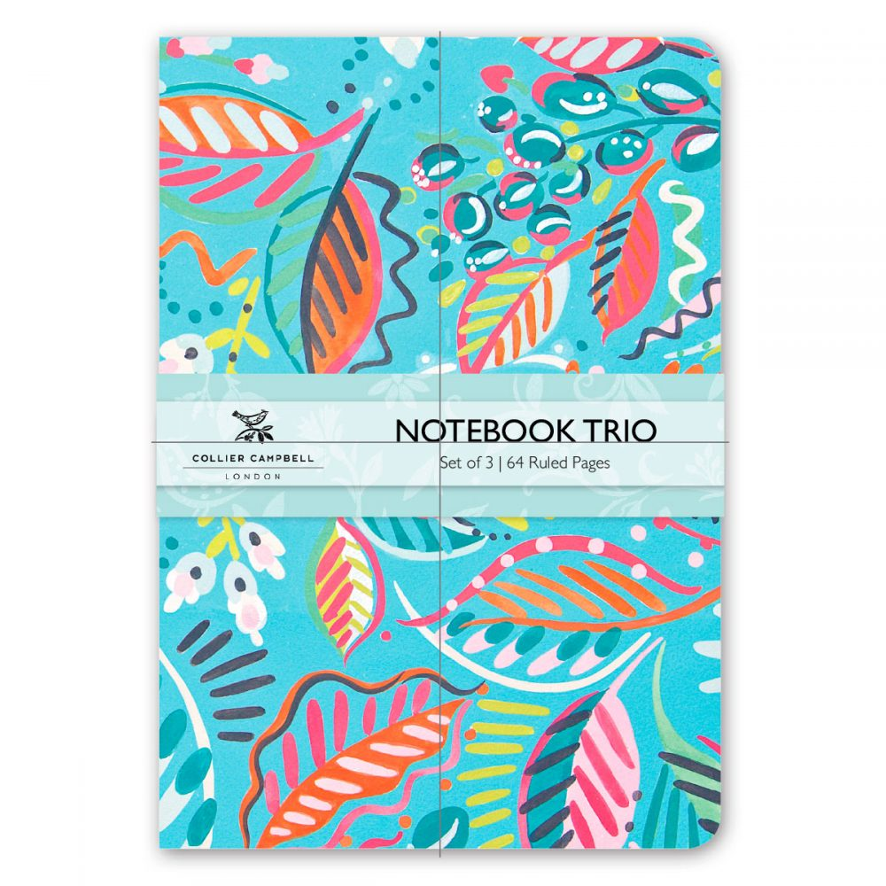 Collier Campbell Notebook Trio