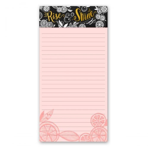 Lily & Val Magnetic Notepad