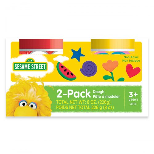 Sesame Street 2 Pack - Big Bird and Elmo