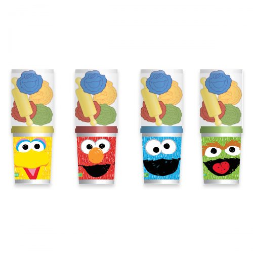 Sesame Street Dough Play Pack Assortment
