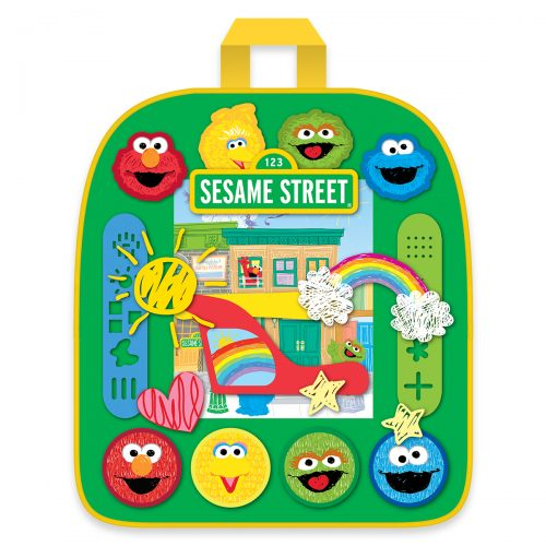 Sesame Street Dough Backpack